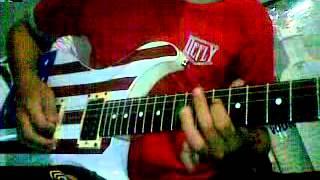 Cinta Ini Membunuhku D`masiv Cover Guitar