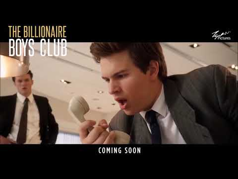 Billionaire Boys Club Official Trailer 2018