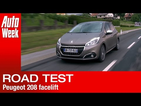 Peugeot 208 [2015] - AutoWeek review