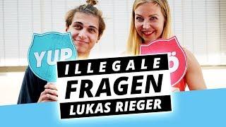LUKAS RIEGER sextet mit Kumpels?! - Illegale Fragen