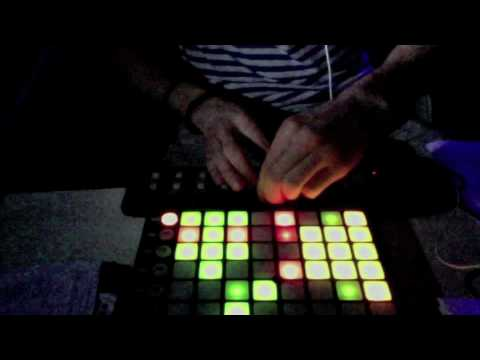 MUST SEE: Tech house/Minimal/Techno live on launchpad Music Videos