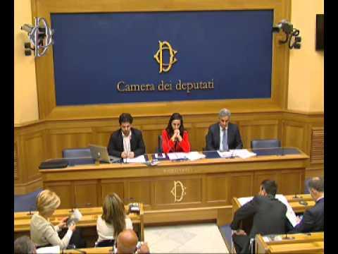 Roma - Conferenza stampa di Rosanna Scopelliti (05.08.14)