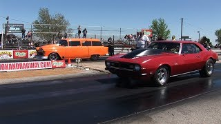 Small Tire Drag Racing - MoKan Spring Shootout