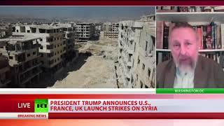 US acting as 'ISIS air force' in Syria, spreads 'conscious, transparent lie' – former US diplomat