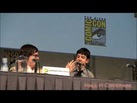Comic Con 2009: Kick-Ass Part 1