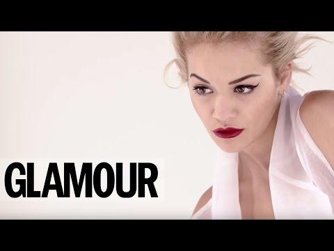 EXCLUSIVE: Rita Ora for GLAMOUR magazine UK September 2014 issue
