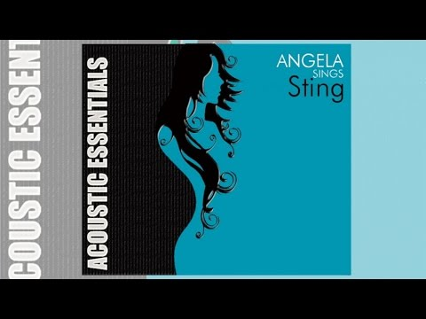 Angela - Sings Sting (Official Album Preview)