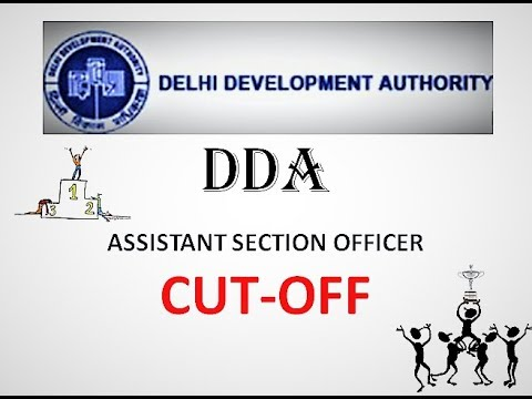 Download Lagu DDA ASSISTANT SECTION OFFICER 2017 CUTOFF MP3 Free