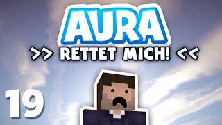 Angriff einer bösen Hexe! | Minecraft AURA #19 | Zombey