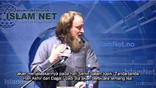 Why Will Jesus Return by Abdur Raheem Green (Subtitle Indonesia)