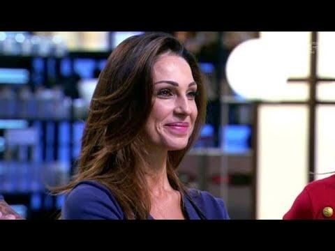 Celebrity Masterchef, Anna Tatangelo in lacrime per le parole di Joe Bastianich. Cosa è successo?