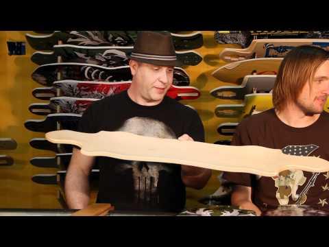 Five Mile Longboards 2012 - MotionBoardshop.com