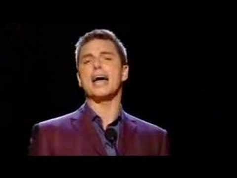 John Barrowman Sound of Musicals I am what I am