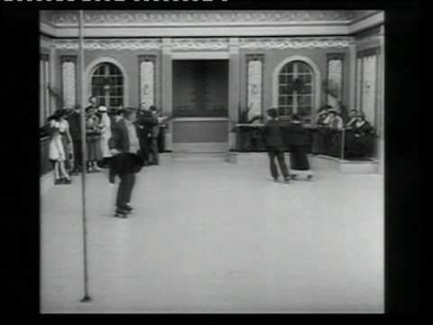 charlie chaplin the rink