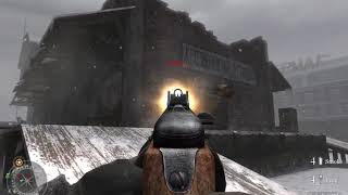 Call of Duty 2 Gameplay PC part 3