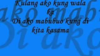 Watch Erik Santos Kulang Ako Kung Wala Ka video