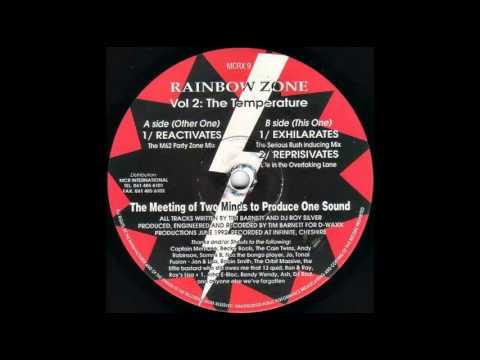 Rainbow Zone - Reprisivates Life In The Overtaking Lane Oldskool 1992