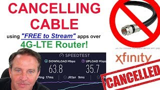 🔴Cutting Cable using 4G Router - Cash Positive in months!!