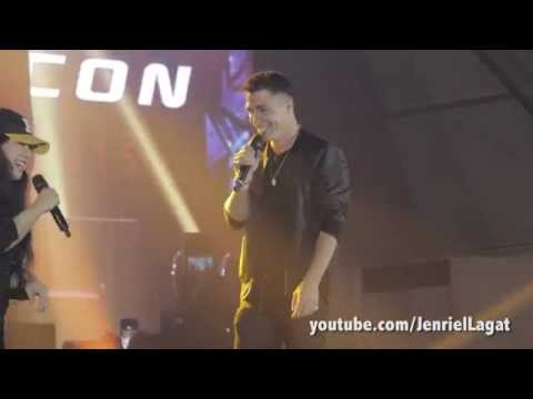 "Colton Haynes sings, dances, and gives ""love advice"" to Filipino fans"