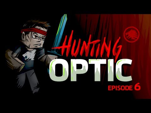 Minecraft: Hunting OpTic Meeting With The Enemy Episode 6