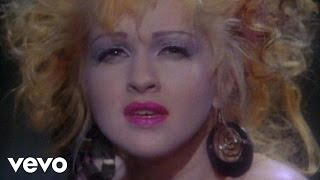 Клип Cyndi Lauper - What's Going On