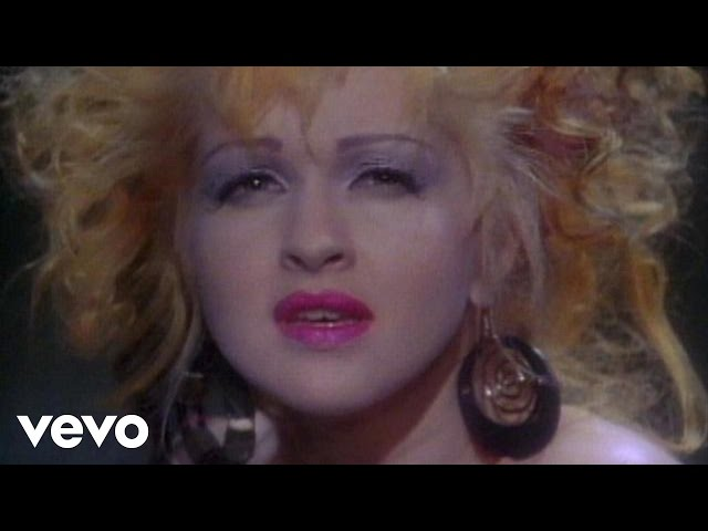 Cyndi Lauper - What39s Going On