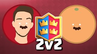 2v2 with Clash With Cam | Clash Royale