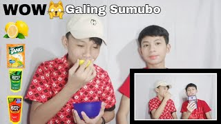 "Sing it or Eat it Challenge with Marshmallow😂 ""FIRST COLLABORATION""/ Paulo"