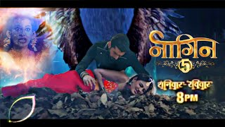 NAAGIN 5 - Full Episode 32 - 33 नागिन 28 - 29 November 2020 - Veer Will Save Baani From Markat!