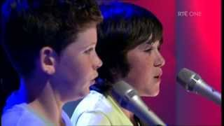 Saturday Night With Miriam | Jack Duff & Cormac Connell Singing Ho Hey
