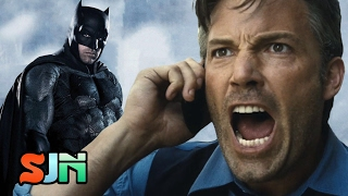 Ben Affleck is NOT Directing The Batman