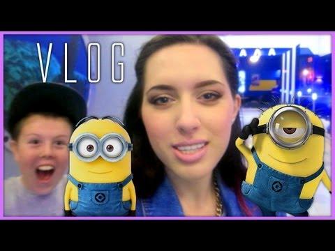 VLOG: Поход в Кино / Веселуха с Братухой