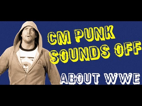 CONFIRMED! CM PUNK Speaks Out About WWE RETURN RUMORS - NEW! CM Punk Sounds off About WWE