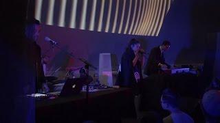 Wafia - Heartburn [Live with Ta-ku at MoMA PS1]