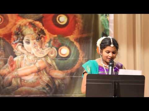 CTA Ugadhi 2014- Mukunda Mukunda song by Sonika