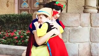 How 6-Year-Old with Autism Has Been Helped by Snow White