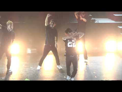 130507 - BANG YONG GUK & HIMCHAN -DJ + SEXY CLAP @ CLUB NOKIA [B.A.P LIVE ON EARTH LA]