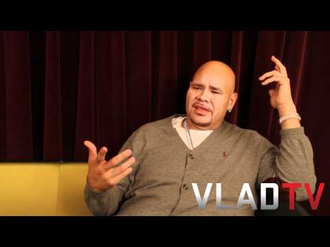 Fat Joe thinks the Gay Mafia Controls Hip-Hop