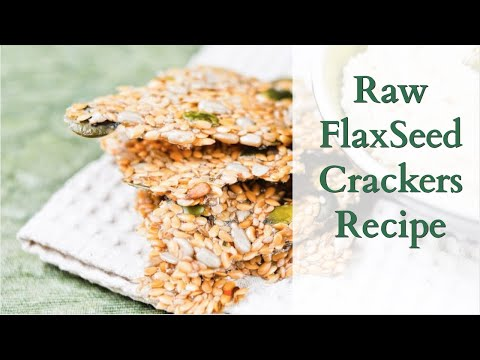 Make Your Own Crackers - Gluten Free - Next Step Towards Health And Beauty