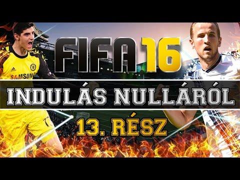 INDULÁS NULLÁRÓL #13 - FIFA 16 ULTIMATE TEAM