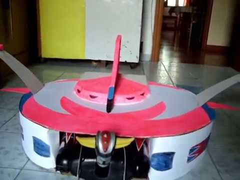 Ufo Robot Goldrake Mega Jumbo
