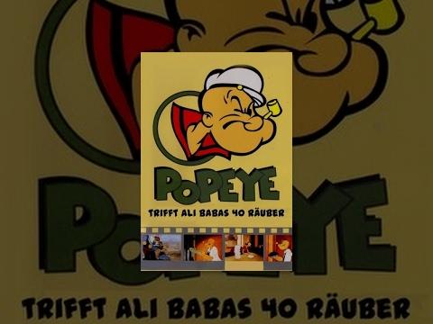 Popeye trifft Ali Babas 40 Räuber