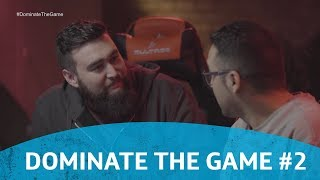 Dominate The Game #02: Counter Strike Global Offensive con MusambaN1 y Muito (Programa 2)