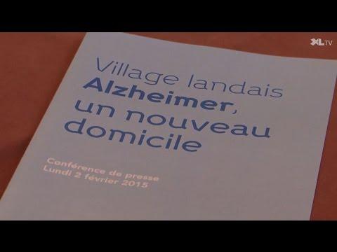 Le projet de village Alzheimer va de l'avant