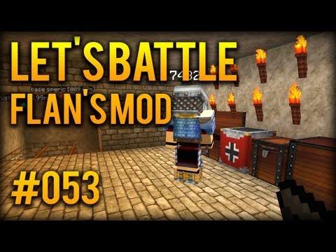 Let's Battle Minecraft S8 - #053 - GEFÄHRLICH [Flan's Mod , Staffel 8]