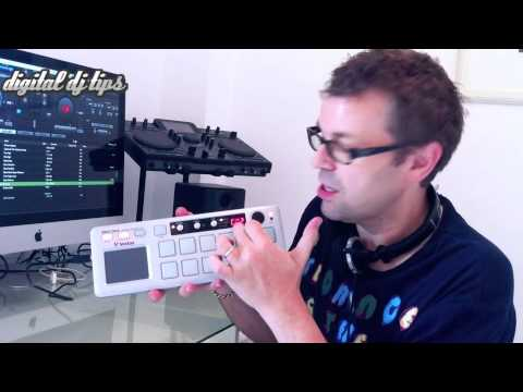 Vestax PAD-One DJ Midi Pad Controller