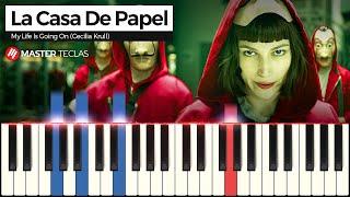 ???La Casa de Papel - My Life is Going On (Piano tutorial)???