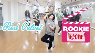 【KY】Red Velvet(레드벨벳) — Rookie DANCE COVER (Fail/Parody? Ver.)
