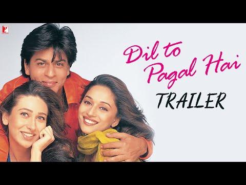 Dil To Pagal Hai - Trailer