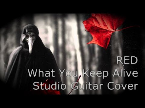 Red Guitar - What You Keep Alive